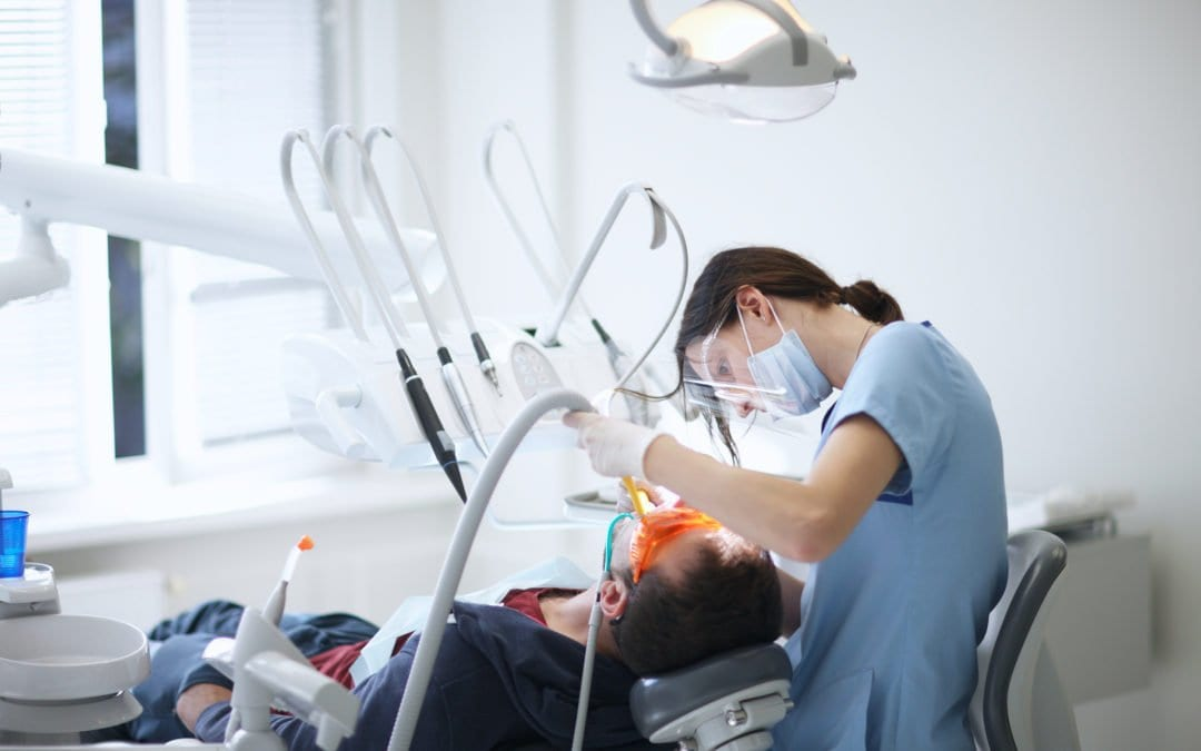 IPF dental visits