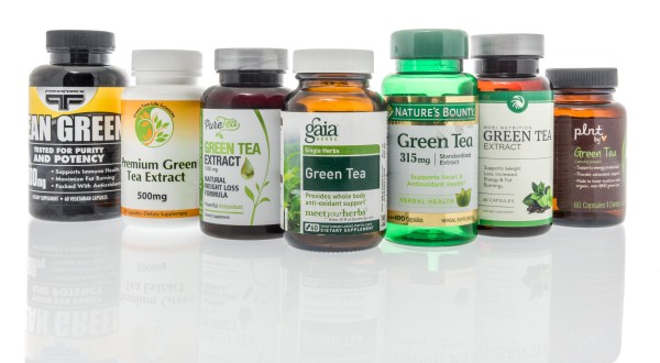 Could an extract from Green Tea reverse fibrosis?